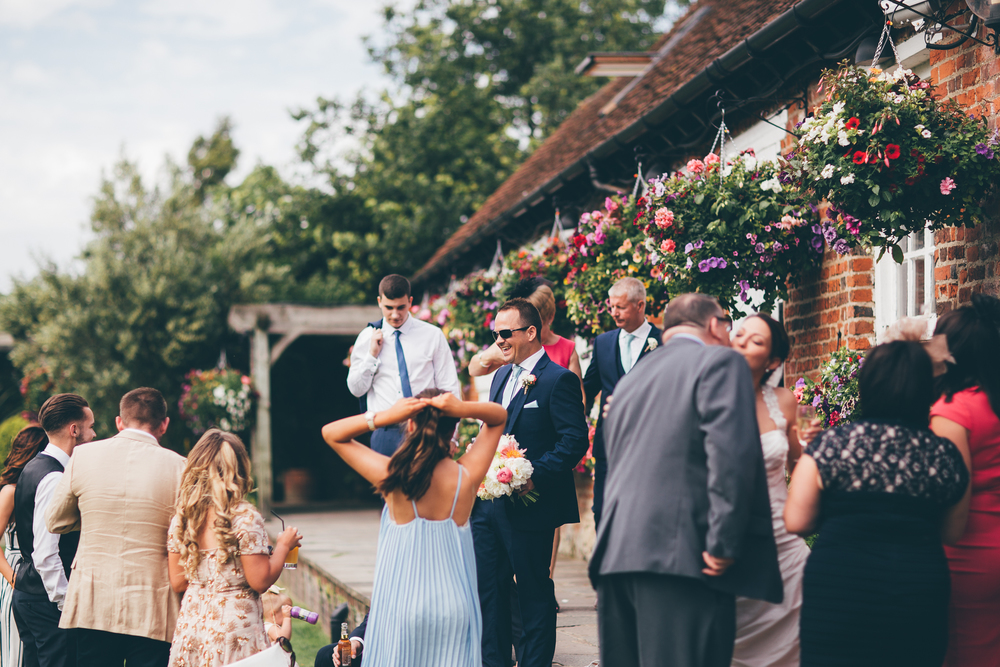 Joanna Nicole Photography Creative artistic wedding photography kent cooling castle barns vintage documentary (76 of 106).jpg