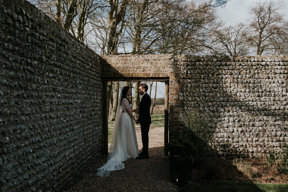 Cissbury Barns Pablo Strong Rose Setten Cool Creative Alternative Wedding Sussex Barn Joanna Nicole Photography (39 of 91).jpg