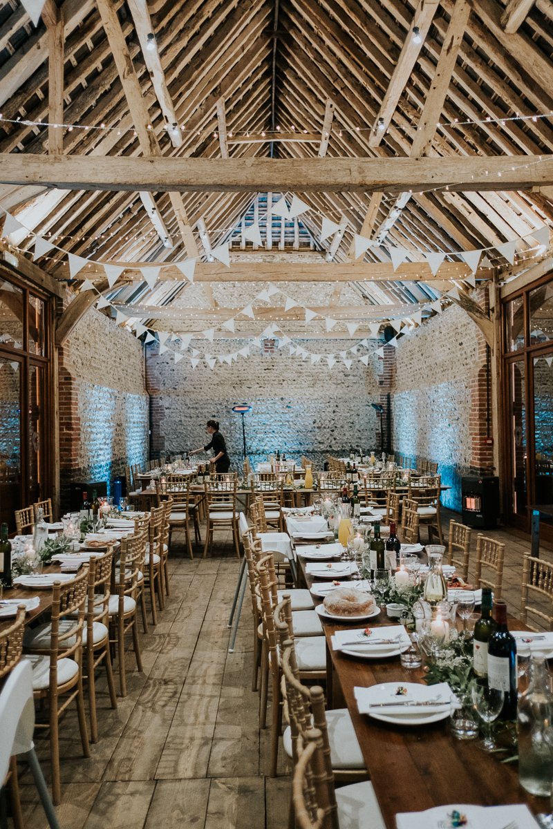 Cissbury Barns Pablo Strong Rose Setten Cool Creative Alternative Wedding Sussex Barn Joanna Nicole Photography (43 of 91).jpg