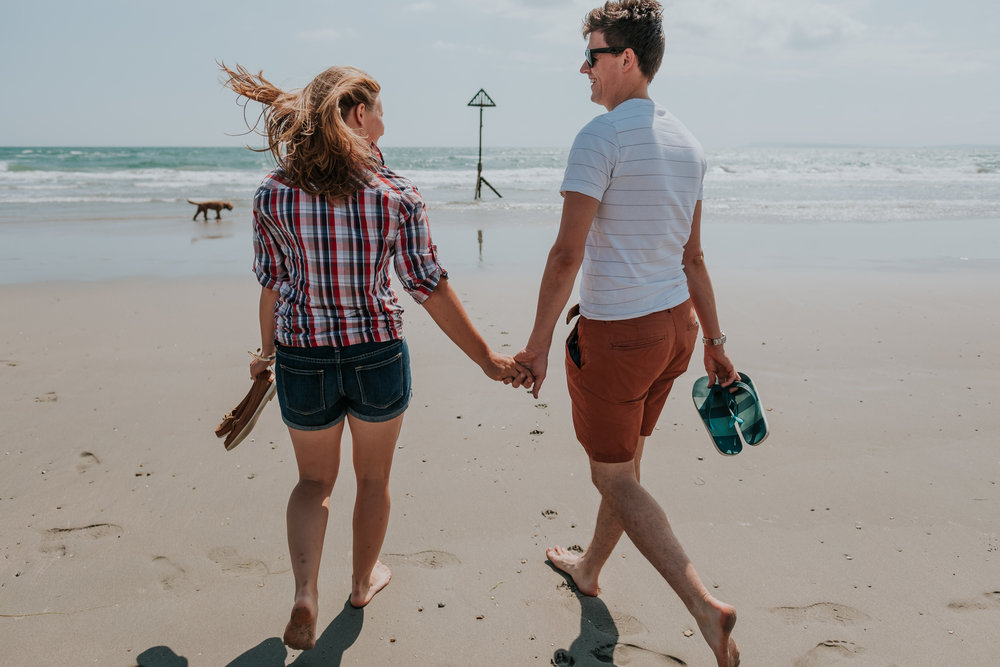 West Wittering Engagement Shoot Sussex Wedding Photographer Southend Barns Joanna Nicole Photography Cool Creative Fun Alternative 2.jpg