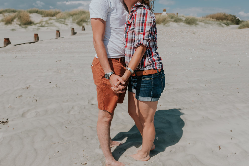 West Wittering Engagement Shoot Sussex Wedding Photographer Southend Barns Joanna Nicole Photography Cool Creative Fun Alternative 9.jpg