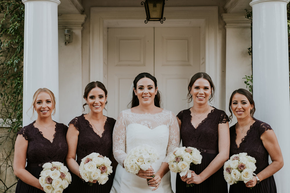 Cool natural relaxed wedding photography surrey northbrook park