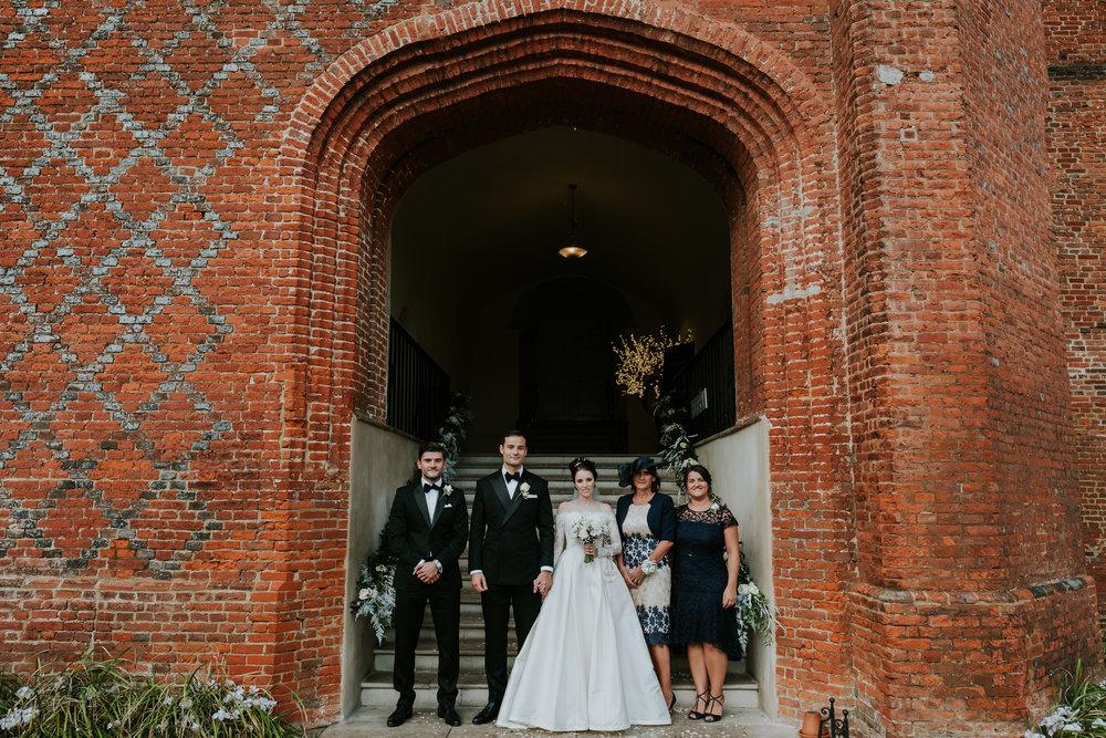 Farnham Castle wedding photographer Joanna Nicole Photography (8 of 16).jpg