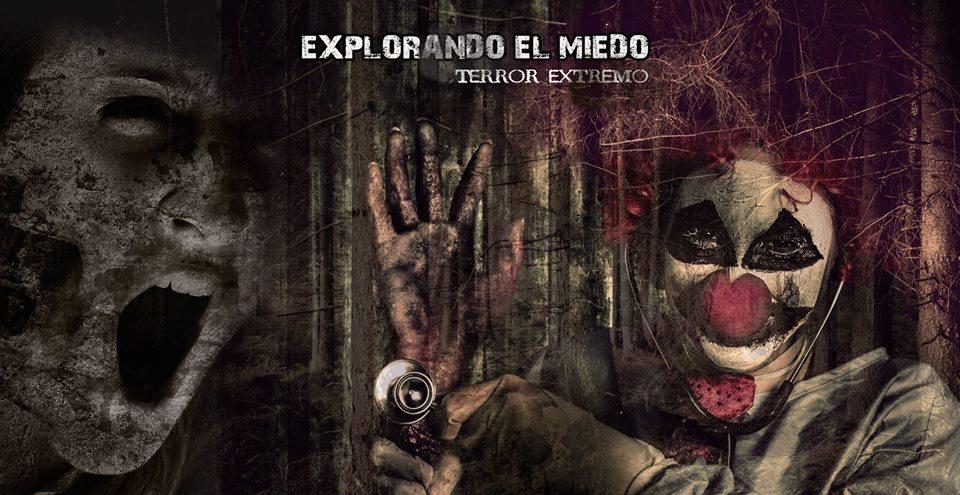 FOTO VÍA EXPLORANDO EL MIEDO: TERROR EXTREMO