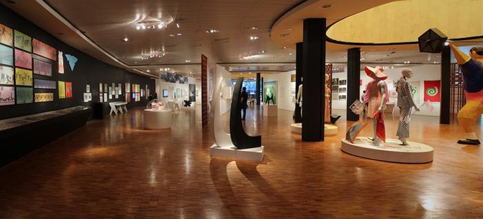 FOTO VÍA MUSEO DE ARTE MODERNO - EXPOSICIÓN: PEDRO RAMÍREZ VÁZQUEZ. INÉDITO Y FUNCIONAL