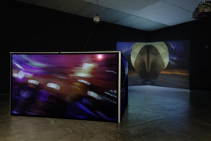 FOTO VÍA MUSEO UNIVERSITARIO ARTE CONTEMPORÁNEO. EXPOSICIÓN: OJO EN ROTACIÓN: SARAH MINTER