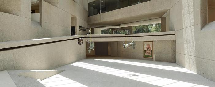 FOTO VÍA MUSEO TAMAYO - EXPOSICIÓN: ENSAYO MUSEOGRÁFICO NÚM. 2