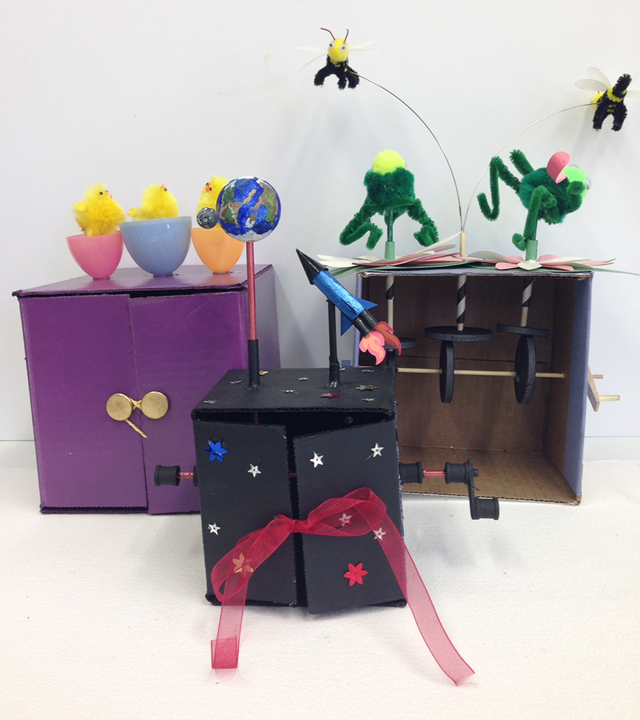 STEAM project - automata theater.JPG