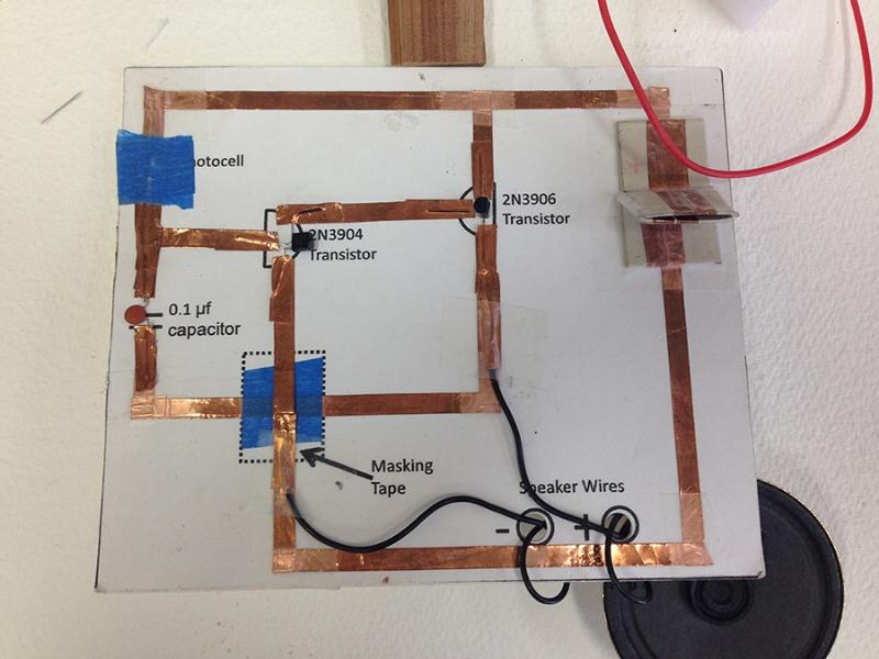 Tape Circuit Theremin.JPG