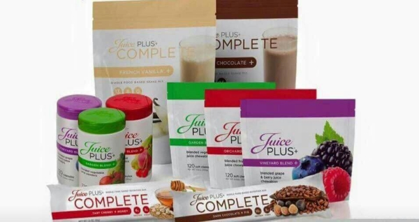 Click to browse the different Juice Plus+ options.