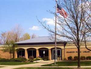 Chardon, Ohio location
