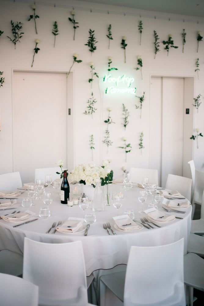 Photography:  Trent Bailey Studio   Planner:  José Rolon Events   Venue:  The Standard, East Village