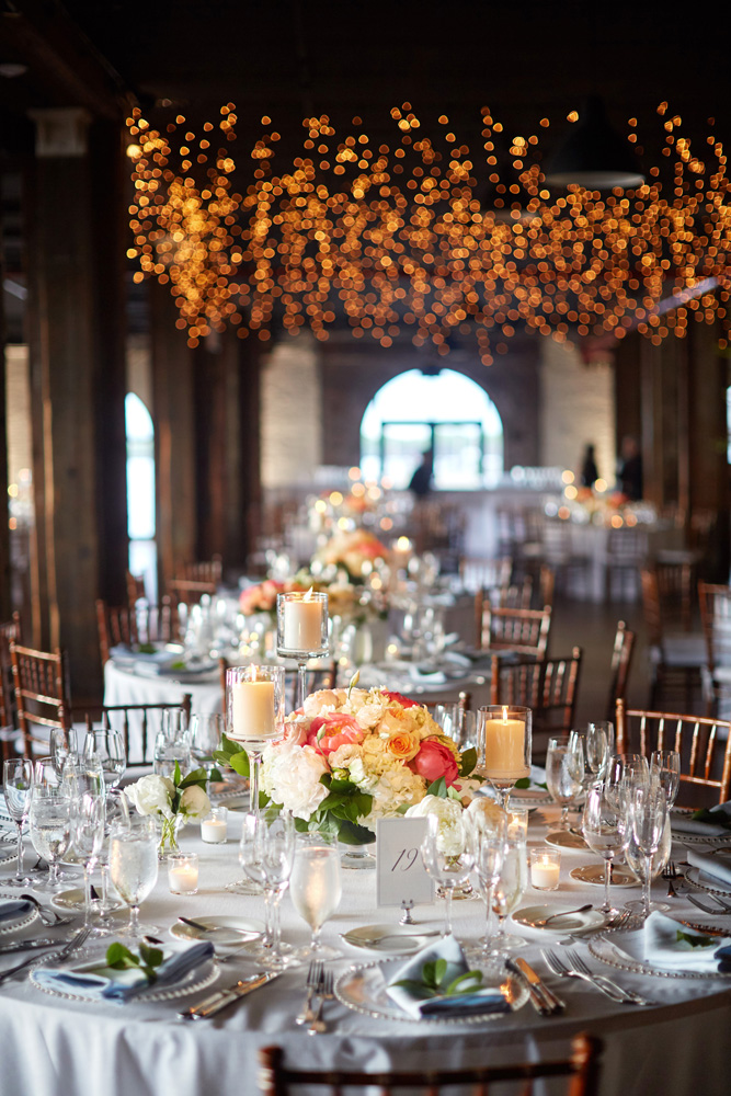 Photography:  Michael Falco/Christian Oth Studio   Planning:  Viva Max Weddings   Venue:  Liberty Warehouse