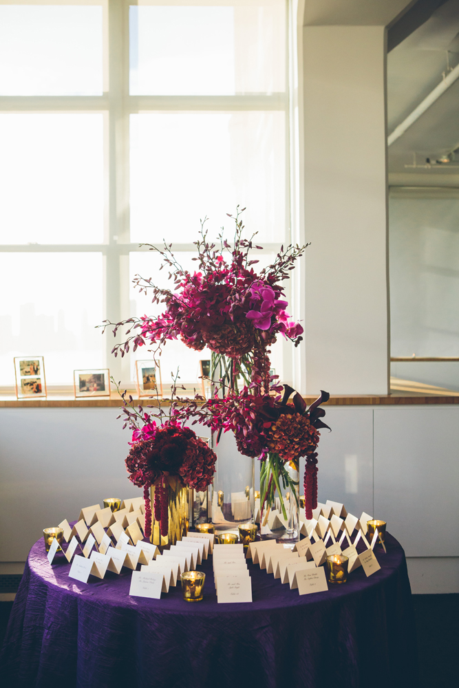 Photography:  Cynthia Chung Weddings   Venue:  Tribeca 360