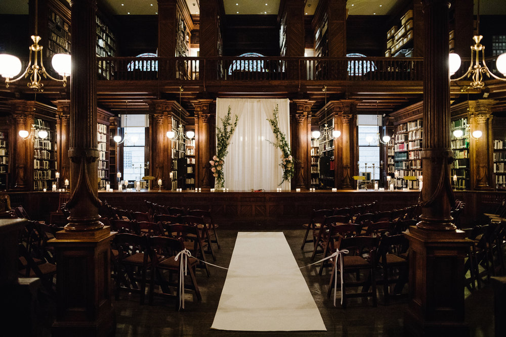 Photography:  Samm Blake   Planning:  Field & Feather   Venue:  Brooklyn Historical Society
