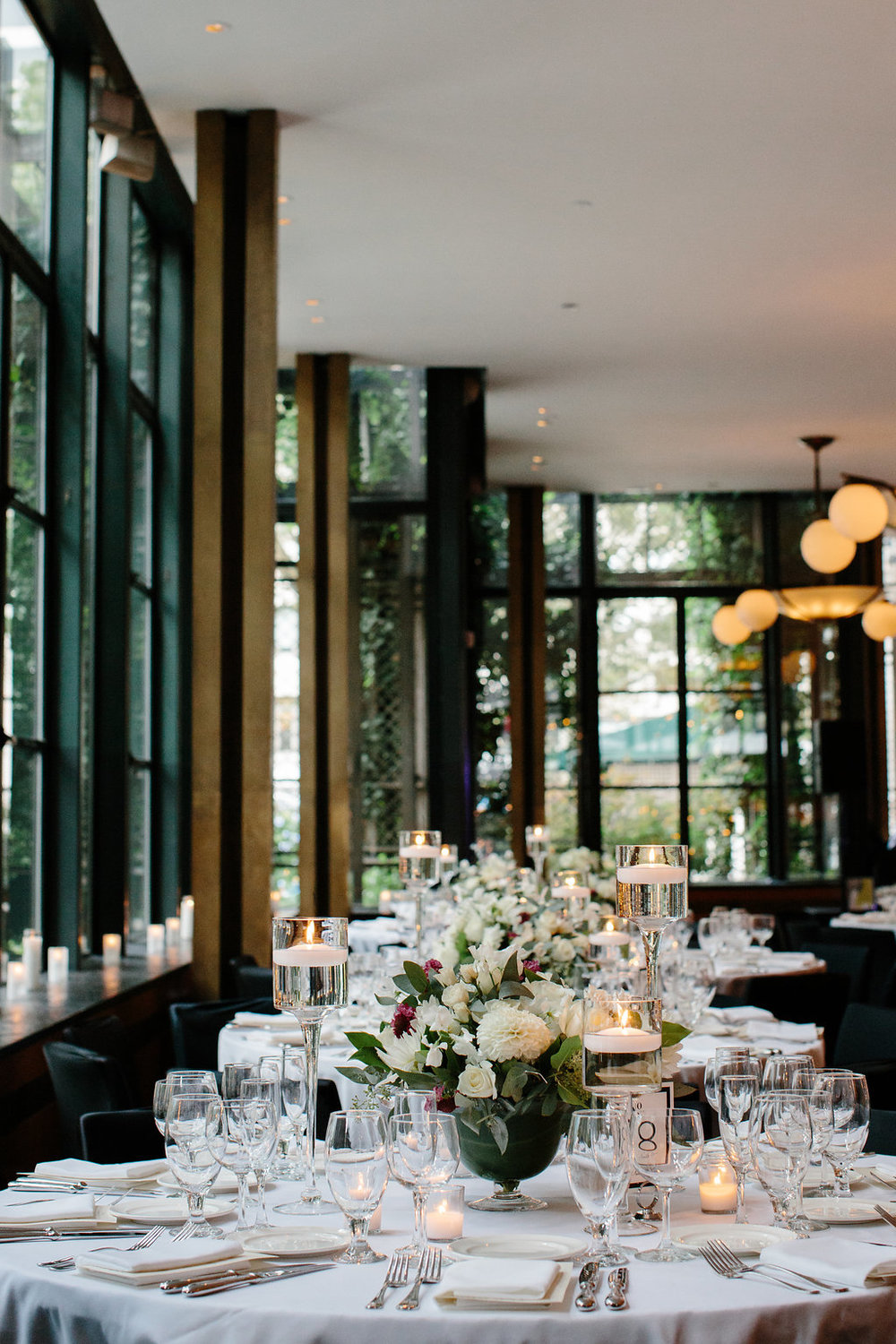 Photography:  Vik Photography   Planning:  Dawn Mauberret Events   Venue:  Bryant Park Grill