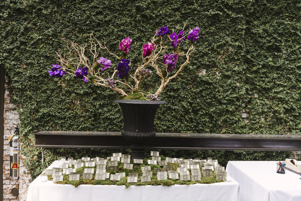 Photography:  Alicia King Photography   Planning:  Color Pop Events   Venue:  The Foundry