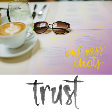 Business Chats: Trust - Or When I Let Myself Be Ripped Off...Twice