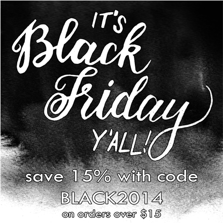 A Little Black Friday, All Weekend Long!