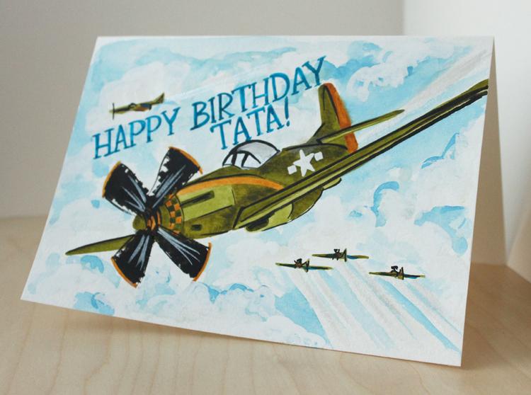 Happy Birthday Three Custom Birthday Cards Daughter Zion Designs