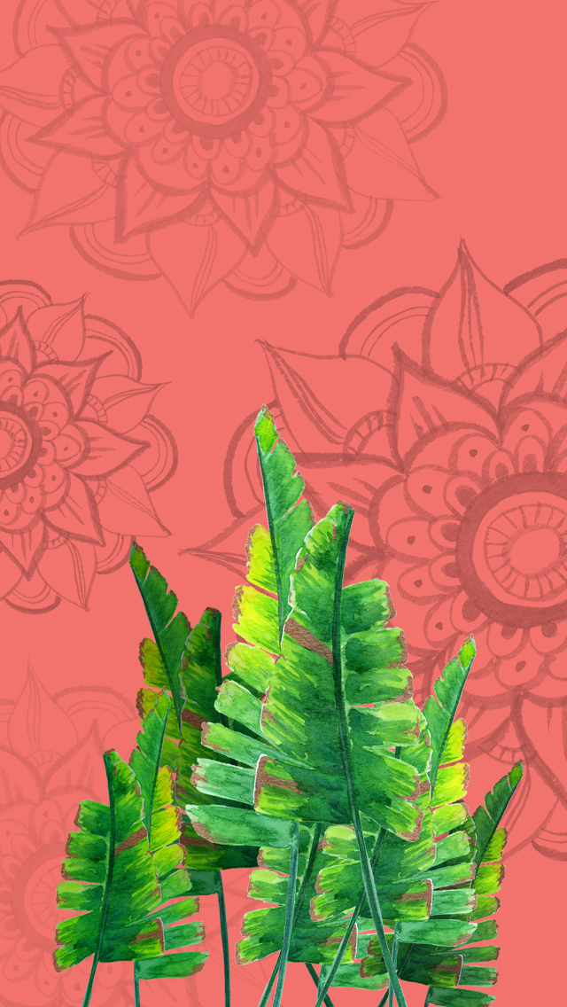June Phone Wallpaper - Free Download - by Daughter Zion Designs