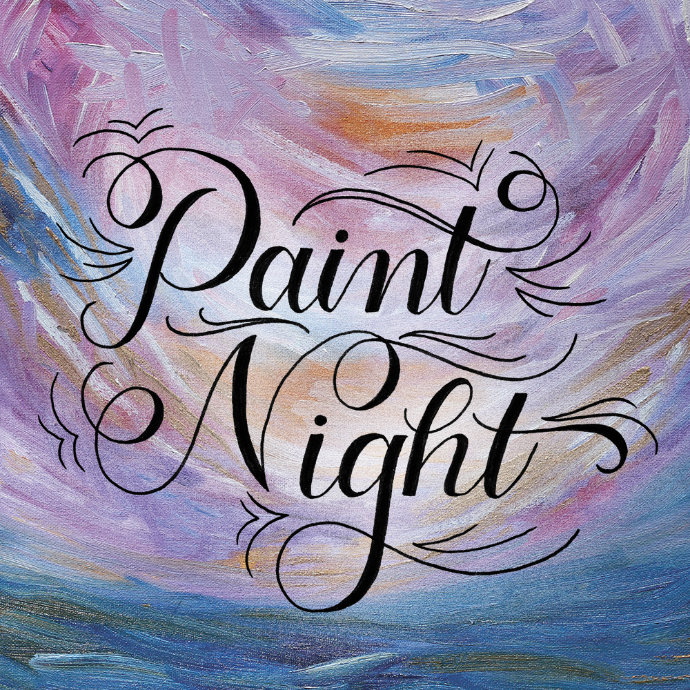 Paint Night logo
