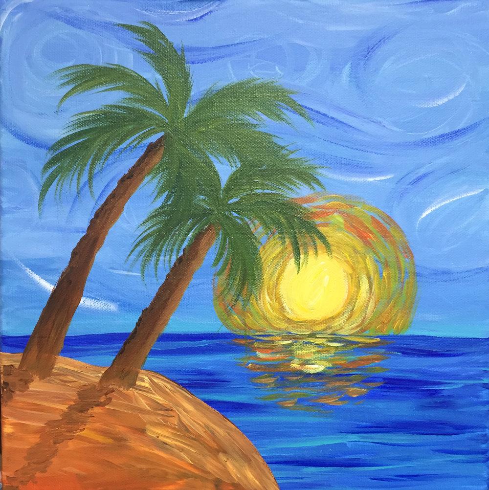 Van Gogh's Island