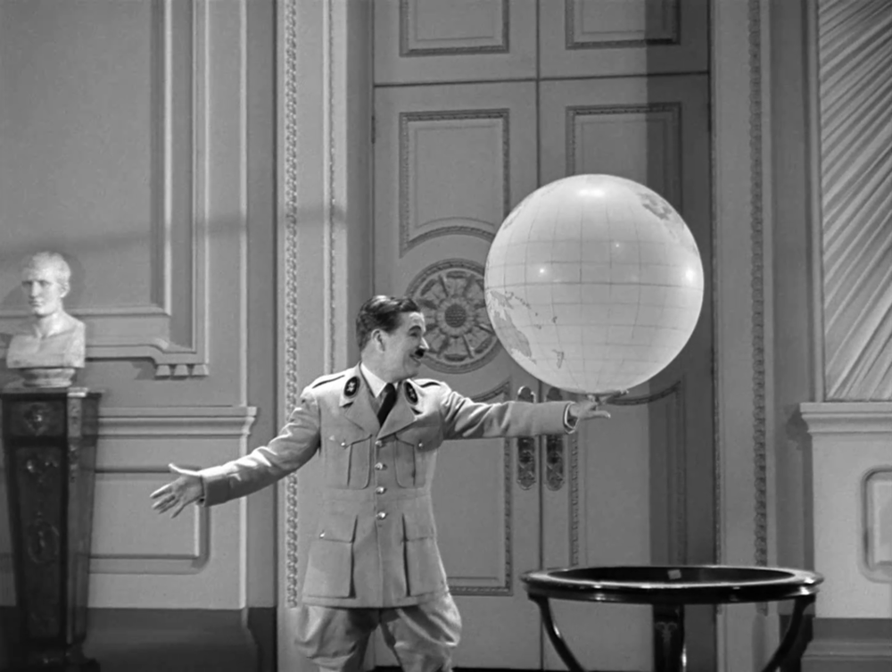 the characterization of adolf hitler by charlie chaplin in the great dictator Friday marks 100 years since charlie chaplin's beloved character the  a re- edited version of chaplin's speech in the great dictator went on to  taking on  adolf hitler directly and portraying a jewish protagonist on the.