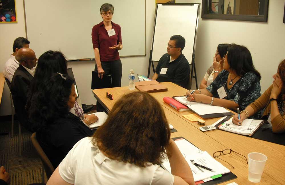 Community-Based Workshops