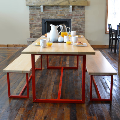 Elan Furniture Port Dining Table. Image via AllModern.com.
