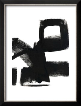 Untitled 1, Art print by Jaime Derringer.  Image via Art.com.