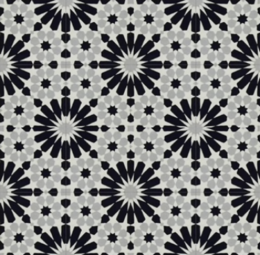 Source:  Overstock  - Agdal  Tile  (12 8x8 =   $107.99  ,   Est. fo  r 1,100 sq. ft. / ~209 boxes =   $22,569.91  )