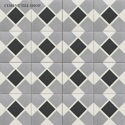 Source: http://www.cementtileshop.com/in-stock-encaustic-cement-tile/Austin.html