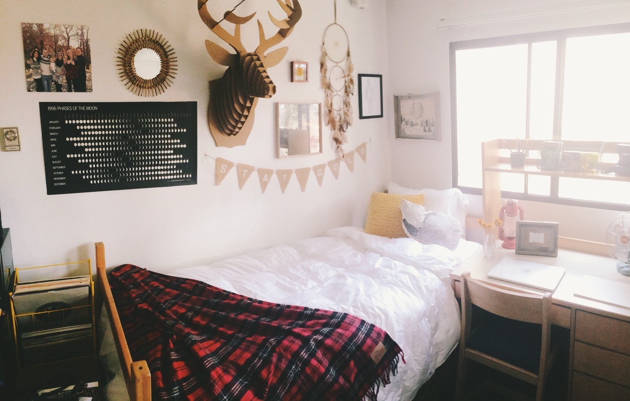 image of a dorm style