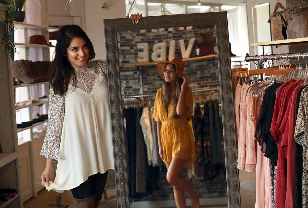 Located only two miles away from campus, this Cotati boutique stocks new Bohemian-must-haves every week.