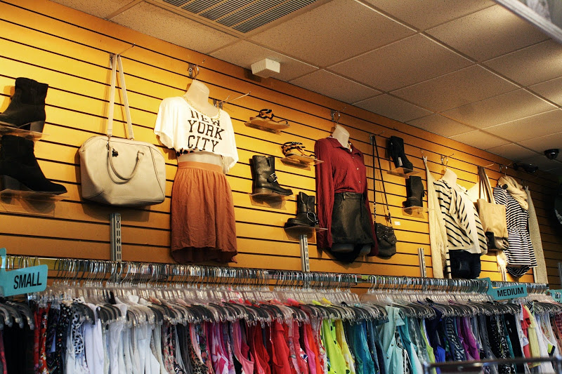 Located on Mendocino Avenue in Santa Rosa, Plato's Closet doesn't technically count as thrifting, but we all love a cheap secondhand deal. Shopping here would be the perfect starting point for anyone new to thrifting since most of their inventory is name brand.