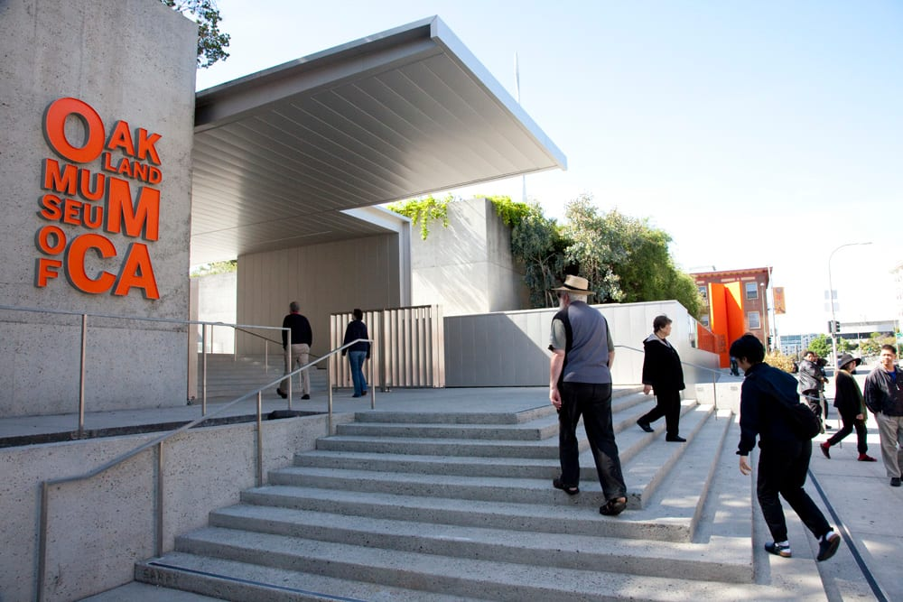 From 5-9 p.m. every Friday, the Oakland Museum of California hosts this lively event to kickstart the weekend. From Off the Grid food trucks, live music, after-hour gallery access and a craft marketplace, there's tons to experience at OMCA.