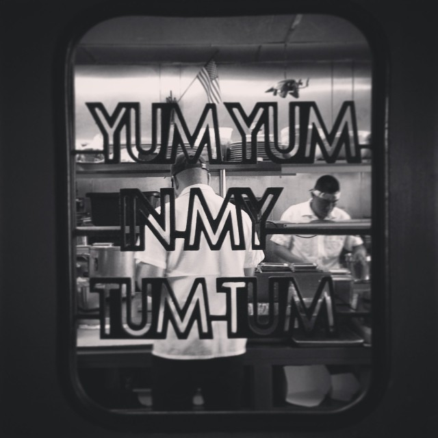 Brunch is prepped. Doors open at noon! See you there. #yumyuminmytumtum #thebrooklynstar #brunch