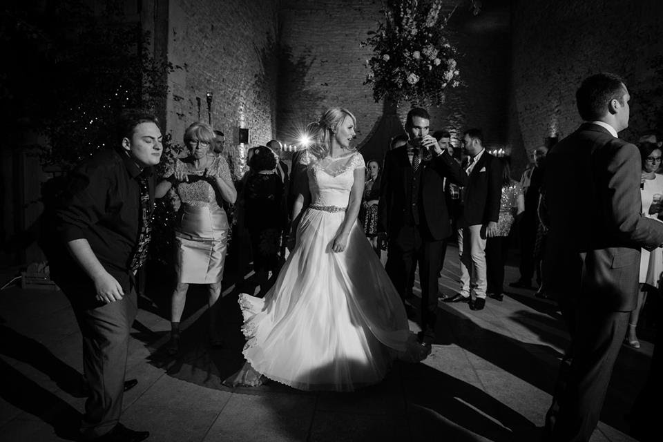 Ridiculously striking Jen in her Charlotte Balbier gown! We are completely in love with this fab piccie! Thanks Jen xx