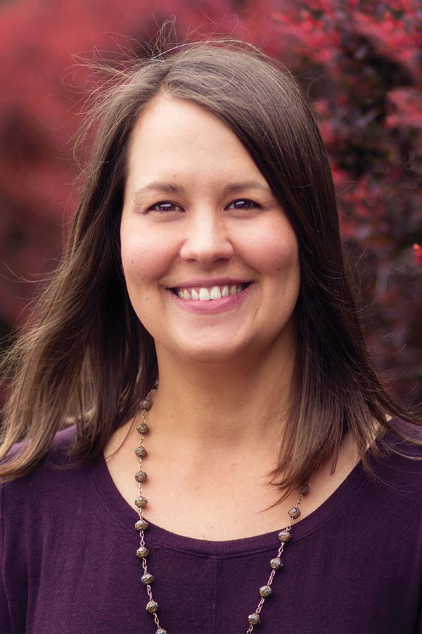 Jen Hale, Ministry Assistant