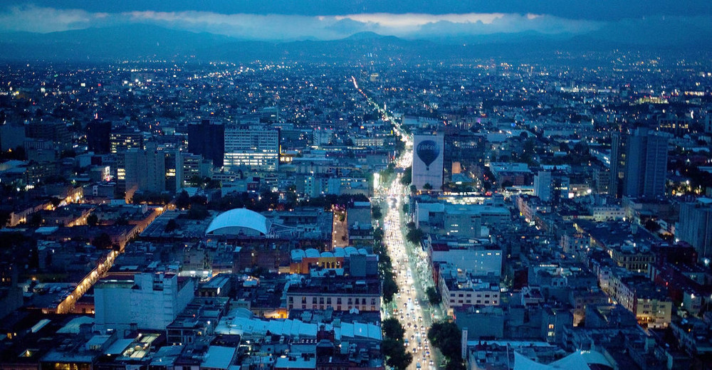 - Mexico City