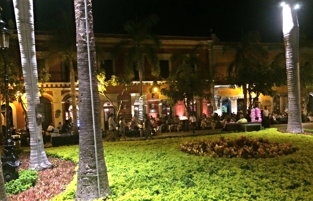 Mexico location, Mazatlán