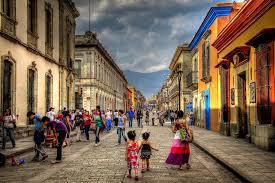 - Oaxaca