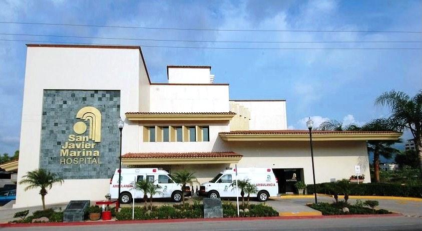 Mexican hospital