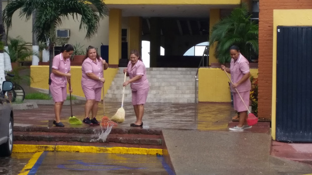 maids in Mexico