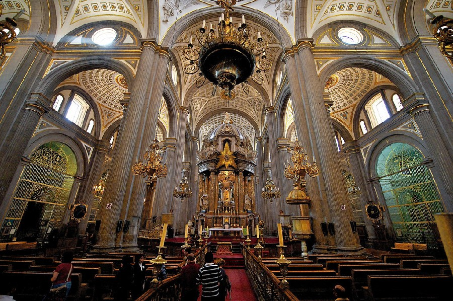 - Cathedral Basilica of the Assumption of Mary in Guadalajara