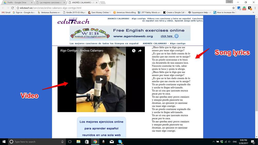 Eduteach.es/canciones