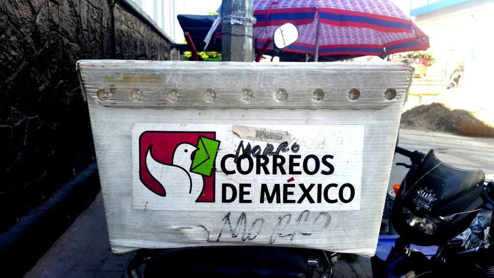 - The reason Mexico is not a big on-line buying country