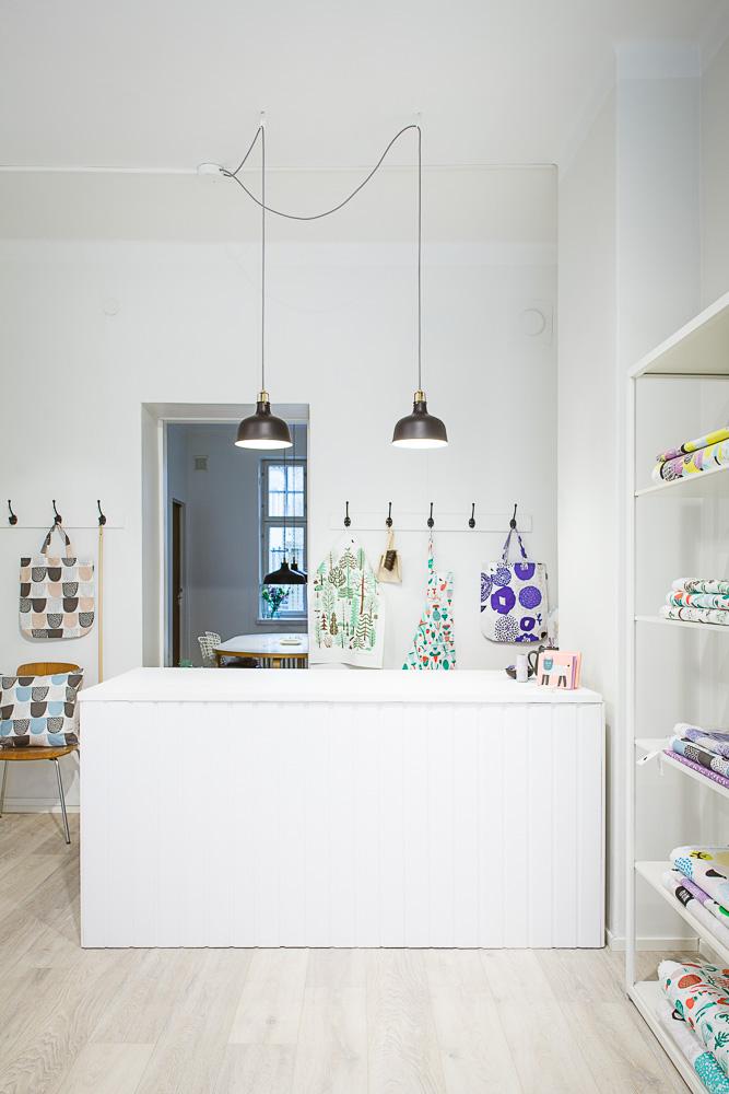 Kauniste Fredrikinkatu store