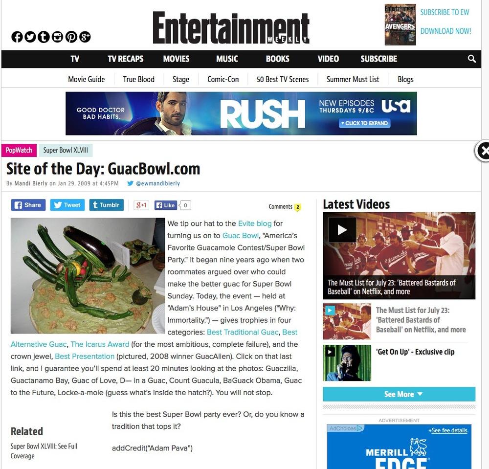 Entertainment Weekly | PopWatch